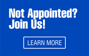 Not Appointed? Join Us!